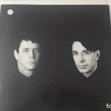 Discos de vinilo: LOU REED / JOHN CALE SONGS FOR DRELLA ED. UK & EUROPE 1990. Lote 218749917