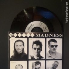 Discos de vinilo: MADNESS MY GIRL SINGLE UK 1992 PDELUXE. Lote 218750108