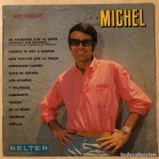 Discos de vinilo: LP MICHEL (BELTER). Lote 218752467