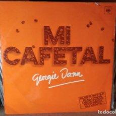 Discos de vinilo: GEORGIE DANN. MI CAFETAL. CBS, 1977. MAXI-SINGLE. Lote 218757398