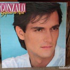 Discos de vinilo: GONZALO - GIGANTE DE PAPEL. Lote 218757753