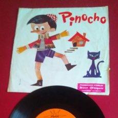 Discos de vinilo: SINGLE - PINOCHO - CUENTO. Lote 218762012