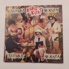 Discos de vinilo: BANANA BANANA. KING KURT. MAXI SINGLE. TDKDA74. Lote 218770685