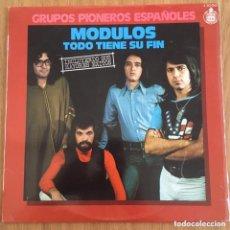 Discos de vinilo: MODULOS TODO TIENE SU FIN LP HISPAVOX. Lote 218771940