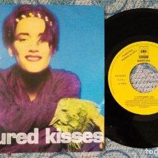 Discos de vinilo: SINGLE PROMOCIONAL MARTIKA - COLOURED KISSES - ¡UNICO ENVIO A FINAL DE MES!. Lote 218772241