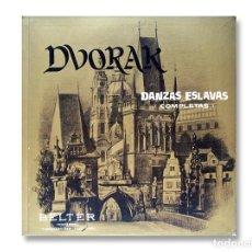 Discos de vinilo: ANTON DVORAK - DANZAS ESLAVAS ( COMPLETAS ) - DISCOS BELTER - 1959. Lote 218773602