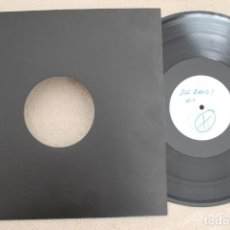 Discos de vinilo: BEATS INTERNATIONAL FEAT THE S.O.S BAND DUB BE GOOD TO ME WHITE LABEL MAXI SINGLE VINYL. Lote 218781060