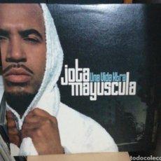 Discos de vinilo: NUEVOS A ESTRENAR - JOTAMAYUSCULA - UNA VIDA XTRA. Lote 218781820