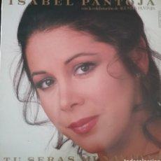 Discos de vinilo: ISABEL PANTOJA ( CON AGUSTÍN PANTOJA). MAXI SINGLE. SELLO RCA. EDITADO EN ESPAÑA. AÑO 1987. Lote 218783481