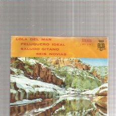 Discos de vinilo: ORQUESTA JULIO LORENTE LOLA DEL MAR. Lote 218783780