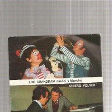 Discos de vinilo: ALLER SOTO CON SU ORQUESTA QUIERO VOLVER. Lote 218784363