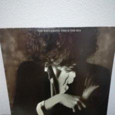 Discos de vinilo: LP THE WATERBOYS-THIS IS THE SEA, SPAIN 1985 CON INSERT, BUEN ESTADO. Lote 218787951