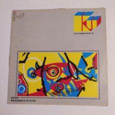 Discos de vinilo: KU IBIZA SUMMER SOUND '85. TDKDA74. Lote 218788137