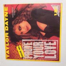 Discos de vinilo: TAYLOR DAYNE. PROVE YOUR LOVE. HOUSE MIX. MAXI SINGLE. TDKDA74. Lote 218788442