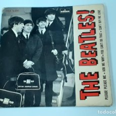 Discos de vinilo: THE BEATLES ODEAN (2881). Lote 218793562