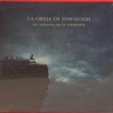 Discos de vinilo: LA OREJA DE VAN GOGH - UN SUSURRO EN LA TORMENTA - 1 LP, NUEVO. Lote 218795872
