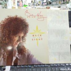 Discos de vinilo: BRIAN MAY LP BACK TO THE LIGHT ESPAÑA 1992. Lote 218796306