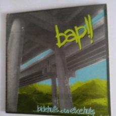 """Discos de vinilo: B.A.P. """"BIDEHUTS ETA ETXEHUTS"""". BASATI DISKAK 1988. COMPLETO. HARDCORE GIPUZKOA. EX-/NM.. Lote 218796540"""