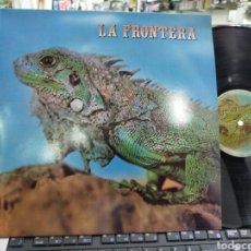 Discos de vinilo: LA FRONTERA LP 1985 EN PERFECTO ESTADO. Lote 218796651