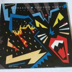 Discos de vinilo: TARRACCO - VOODOO NIGHT (EXTENDED VERSIONS) - 1985. Lote 218798756