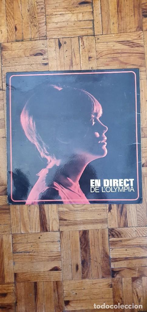Discos de vinilo: Mireille Mathieu – En Direct De LOlympia Sello: Barclay – 80 330 S, Barclay – BLY 80.330 lp - Foto 3 - 218803388