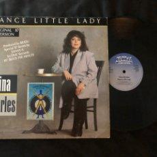 Discos de vinilo: TINA CHARLES ?– DANCE LITTLE LADY. Lote 218803746