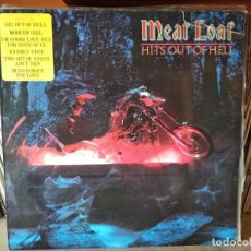 Dischi in vinile: MEAT LOAF - HITS OUT OF HELL, 1984. Lote 218806380