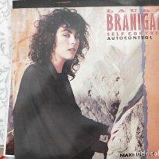 "Discos de vinilo: LAURA BRANIGAN - SELF CONTROL = AUTOCONTROL (12"", MAXI)SELLO:ATLANTIC CAT. Nº:78 6954 - 0.COMO NUEVO. Lote 218806893"