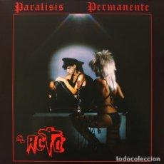 Discos de vinilo: PARALISIS PERMANENTE – EL ACTO -LP+CD-. Lote 218810030