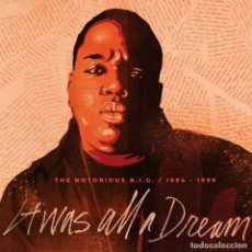 Discos de vinilo: THE NOTORIOUS B.I.G. – IT WAS ALL A DREAM, 1994-1999 -11 LPS BOX-. Lote 218812236