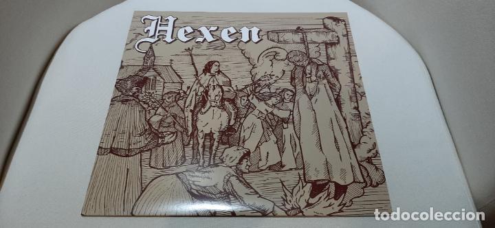 HEXEN -AKT II: DIE RACHE- (2018) LP DISCO VINILO (Música - Discos - LP Vinilo - Punk - Hard Core)
