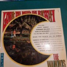 Discos de vinilo: BELTER LUNA DE MIEL EN HAWAI THE WAIKIKIS LP BUEN ESTADO. Lote 218815710