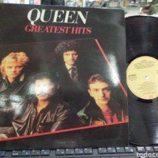 Discos de vinilo: QUEEN LP GREATEST HITS ESPAÑA REEDICIÓN 1986. Lote 218819225