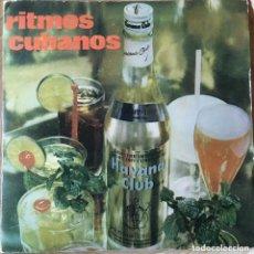Discos de vinilo: RITMOS CUBANOS DISCO PEQUEÑO BIEN CONSERVADO. Lote 218820412