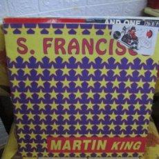 Discos de vinilo: MARTIN KING (4) – SAN FRANCISCO. Lote 218831752