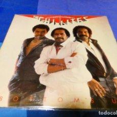Discos de vinilo: CAJJ 81 LP FUNK SOUL 1983 THE CHI-LITES BOTTOM´S UP ESTADO GENERAL MUY CORRECTO. Lote 218832308