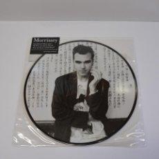 Discos de vinilo: MORRISSEY - SUEDEHEAD PICTURE DISC 10'' (RSD 2012). Lote 218833018