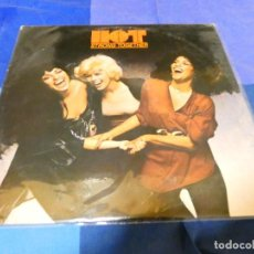 Discos de vinilo: CAJJ 81 LP FUNK SOUL DISCO USA 1979 HOT STRONG TOGETHER BUEN ESTADO. Lote 218833035