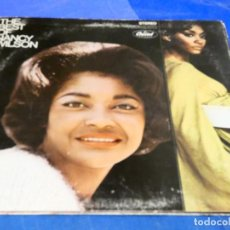 Discos de vinilo: CAJJ 81 LP FUNK SOUL USA CA 1972 THE BEST OF NANCY WILSON ESTADO CORRECTISIMO. Lote 218833491