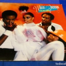 Discos de vinilo: CAJJ 81 LP FUNK SOUL USA 1980 MILLIE JACKSON FOR MEN ONLY VINILO BUEN ESTADO. Lote 218833753