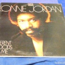 Discos de vinilo: CAJJ 81 LP FUNK SOUL USA 1978 LONNIE JORDAN DIFFERENT MOODS OF ME BUEN ESTADO. Lote 218834016