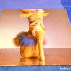 Discos de vinilo: CAJJ 81 LP FUNK SOUL USA 1976 THE RYTHM HERITAGE DISCO FIED ESTADO CORRECTO VINILO UNA FIRMA ATRAS. Lote 218834090
