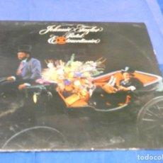 Discos de vinilo: CAJJ 81 LP FUNK SOUL USA 1977 JOHNNIE TAYLOR RATED EXTRAORDINARIE 1977 BUEN ESTADO VINILO. Lote 218834941