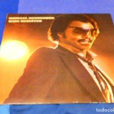 Discos de vinilo: CAJJ 81 LP FUNK SOUL USA 1980 MICHAEL HENDERSON WIDE RECEIVER VINILO DECENTE BAJISTA MILES DAVIS. Lote 218835331
