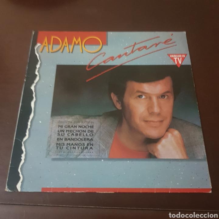Discos de vinilo: ADAMO - CANTARE 1990 - Foto 4 - 218837856