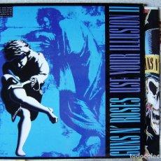 Discos de vinilo: GUNS N´ ROSES.USE YOUR ILLUSION II...DOBLE LP...EX...NO OFERTAS. Lote 218839061