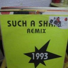 Discos de vinilo: THE SHOUT ?– SUCH A SHAME REMIX. Lote 218840618