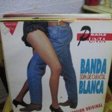 Discos de vinilo: BANDA BLANCA ?– SOPA DE CARACOL. Lote 218840810