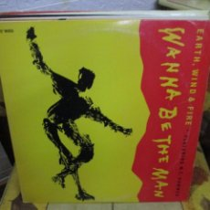 Discos de vinilo: EARTH, WIND & FIRE FEATURING M.C. HAMMER* ?– WANNA BE THE MA. Lote 218841681
