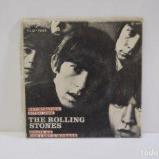 Discos de vinilo: THE ROLLING STONES - SATISFACTION 1966 (BRASIL EP). Lote 218843925